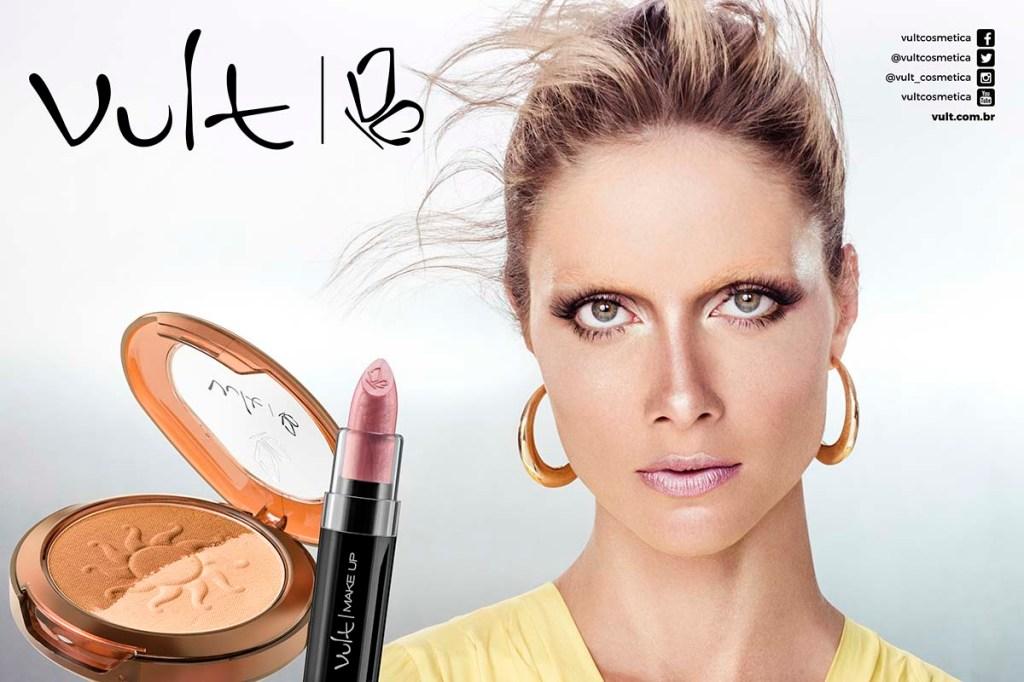 campanha de moda para vult cosmética_bronzeada
