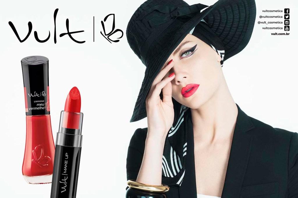 campanha de moda para vult cosmética_chapéu