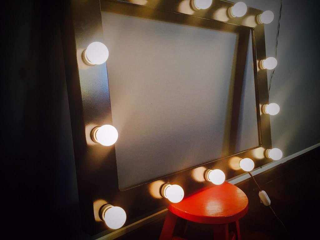 luminária camarim